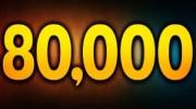 هشتاد هزار نفر
